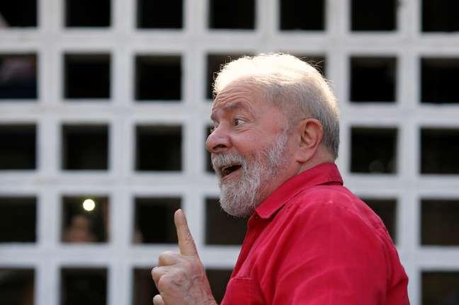 Ex-presidente Lula em São Bernardo do Campo  15/11/2020 REUTERS/Amanda Perobelli