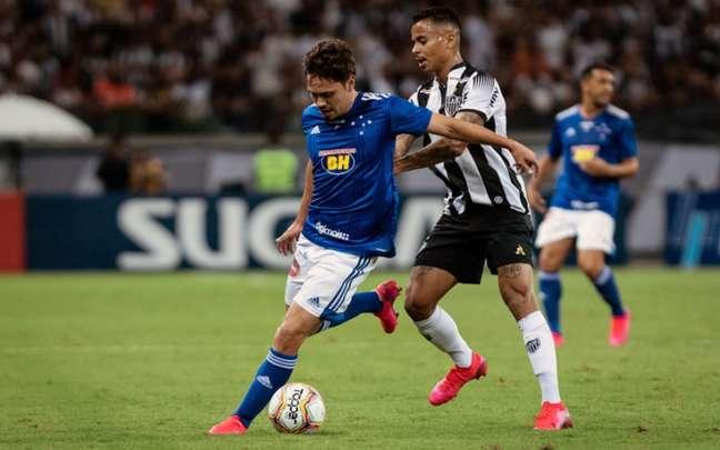 (Foto: Gustavo Aleixo/Cruzeiro)