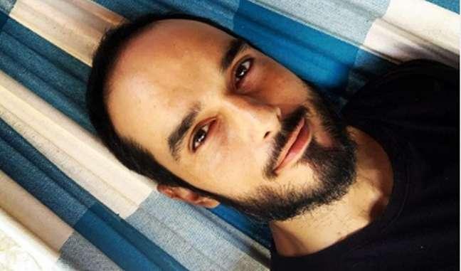 A última selfie postada por Leo Rosa, em 27 de fevereiro: ator se manteve confiante na cura do câncer até o fim
