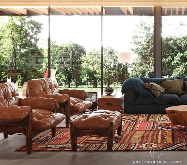 Reprodução / Instagram: @hana.lerner.arquitetura
