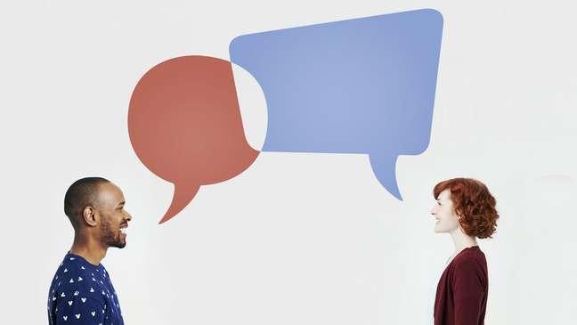 Estima-se que a linguagem humana tenha algumas centenas de milhares de anos