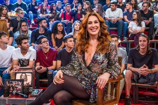 Claudia Raia revela que teve depressão na época da novela 'Ti-Ti-Ti'