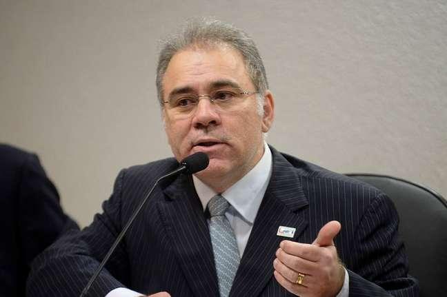Marcelo Queiroga, médico escolhido por Jair Bolsonaro para o Ministério da Saúde.