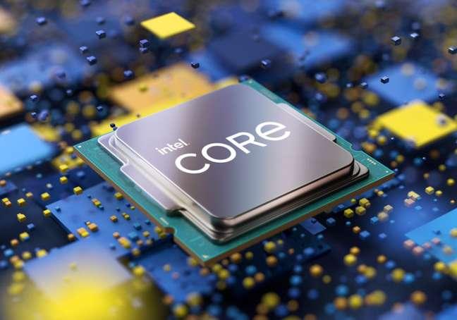 Processador Core de 11ª geração