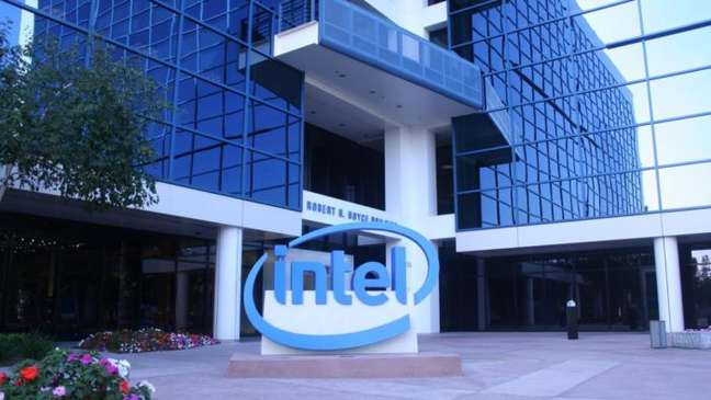 Escritório da Intel