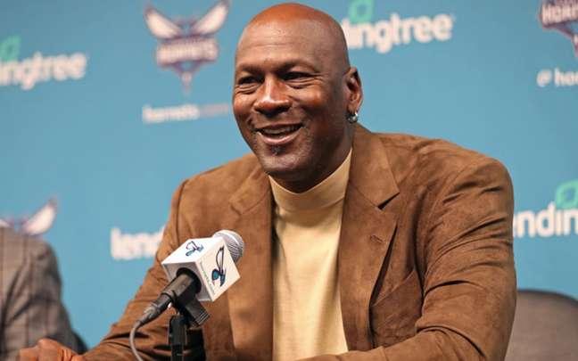 Ano de pandemia de coronavírus teria afetado finanças de Michael Jordan (Foto: Divulgação/NBA)