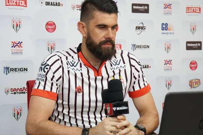 (Foto: Divulgação/Atlético-GO)