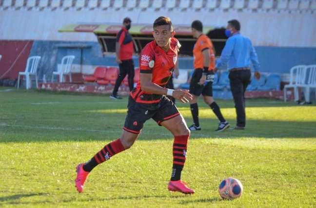 Divulgação/Atlético-GO