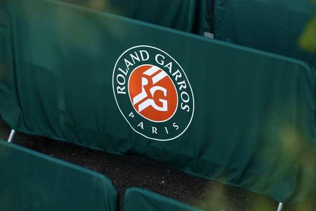 Logo de Roland Garros  23/05/2016 REUTERS/Benoit Tessier