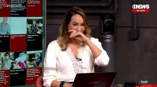 Autêntica, Maria Beltrão sempre demonstra o que sente: o choro pelo menino Henry é compreensível