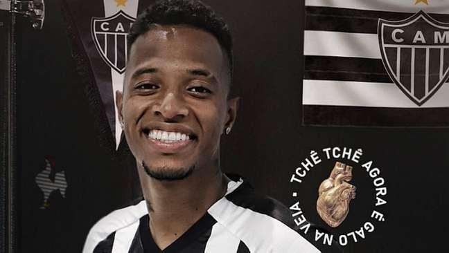 Tchê Tchê é o novo reforço do Atlético-MG