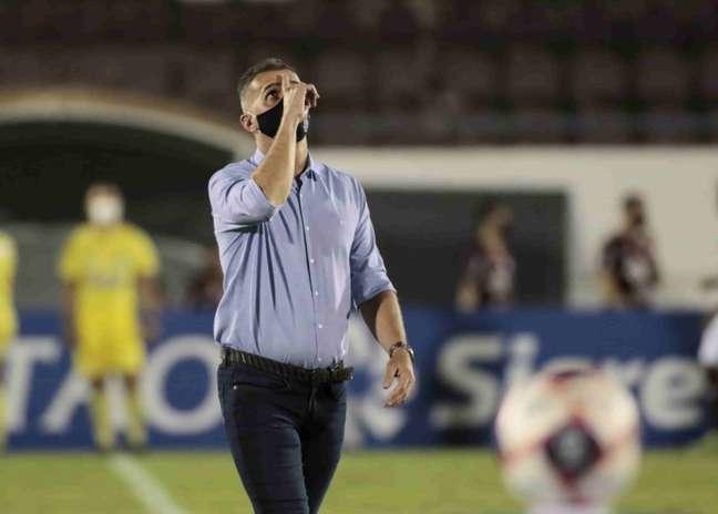 Nos últimos 10 jogos, Mancini viveu melhor sequência desde chegada ao Timão (Foto: Rodrigo Coca/Ag.Corinthians)