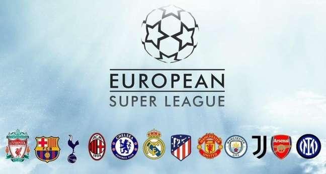 Superliga terá modelo parecido com o dos esportes norte-americanos (Imagem: Divulgação)