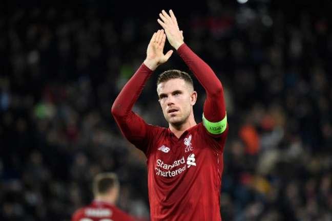 Henderson é respeitado por atletas da Premier League (Foto: Bertrand Guay / AFP)