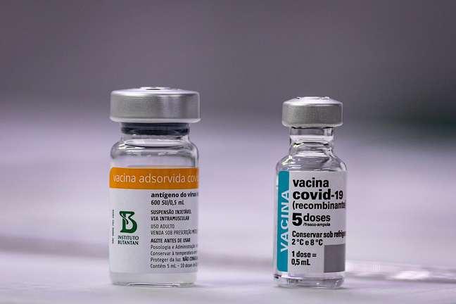 Butantan retoma produção da vacina Coronavac após paralisação por atraso nos insumos