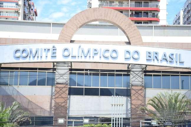Sede do Comitê Olímpico do Brasil (COB) no Rio de Janeiro (RJ)