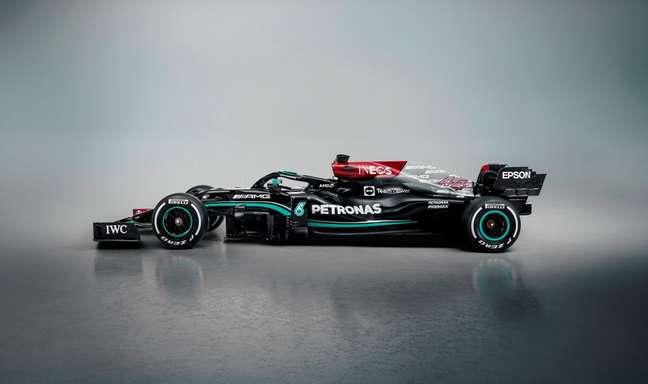 A Teamviewer vai estampar sua marca nos carros da equipe Mercedes a partir do GP de Mônaco, em maio.