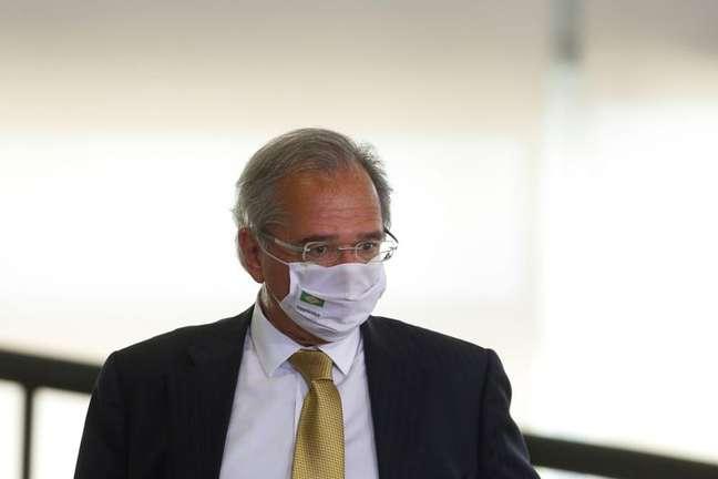 Ministro da Economia, Paulo Guedes 16/09/2020 REUTERS/Adriano Machado