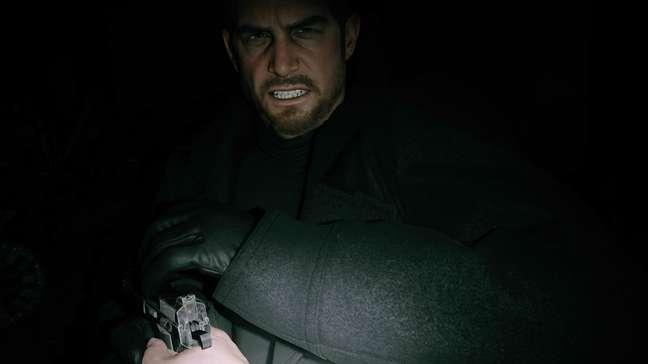 Chris Redfield em Resident Evil Village