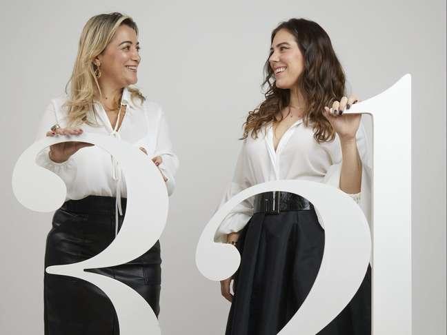Luciana Vida e Cecília Ribeiro