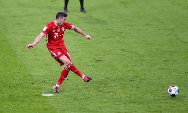Lewandowski é o principal artilheiro do Bayern de Munique