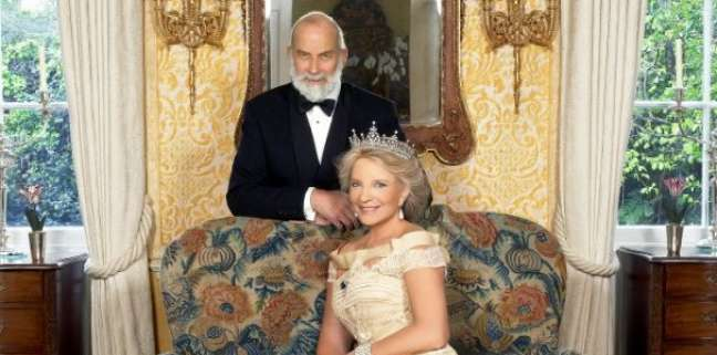 Príncipe Michael de Kent e sua mulher, Princesa Michael de Kent: a nova fonte de dor de cabeça para a rainha Elizabeth