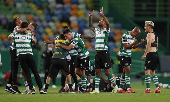 Sporting bate o Boavista e vence o Campeoanto Português pela primeira vez em quase vinte anos
