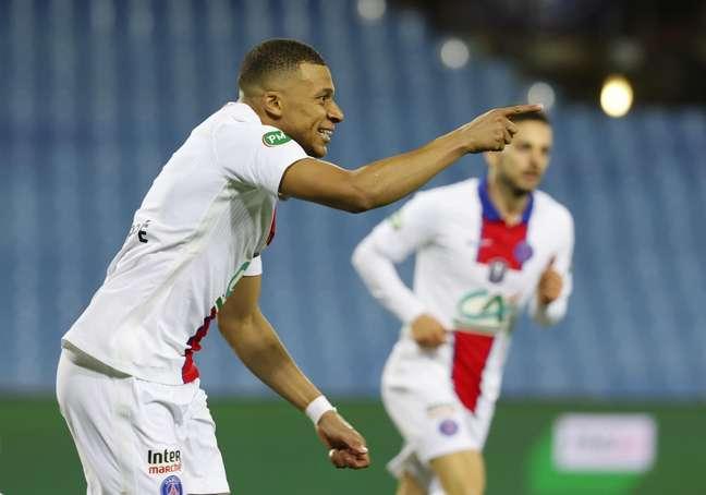PSG elimina o Montpellier e está na final Copa da França