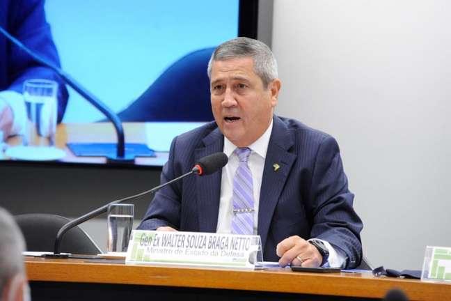 Ministro de Estado da Defesa, Walter Souza Braga Netto
