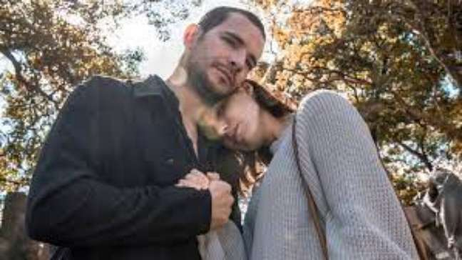 """Daniel de Oliveira e Letícia Colin em """"Onde Está Meu Coração"""""""