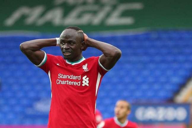 Mané balançou as redes 14 vezes pelo Liverpool nesta temporada (Foto: PETER BYRNE / POOL / AFP)