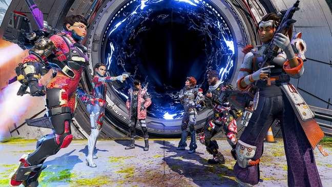 Modo Arena de Apex Legends