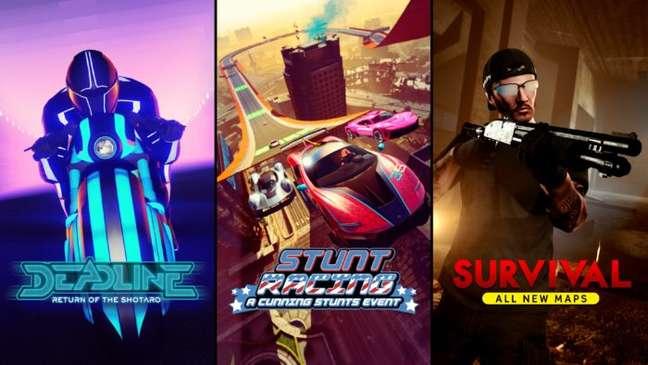 As próximas atualizações de GTA Online em 2021