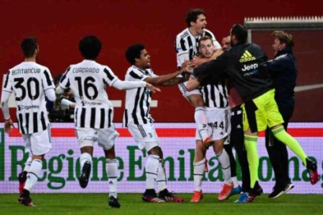 Juventus é a maior campeã da Copa da Itália (Foto: MIGUEL MEDINA / AFP)