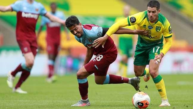 Buendia marcou 15 gols na atual edição da Championship (AFP)