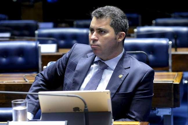 O senador Marcos Rogério (DEM-RO) é aliado do governo