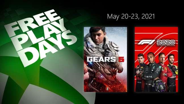 Jogos para jogar de graça no Xbox