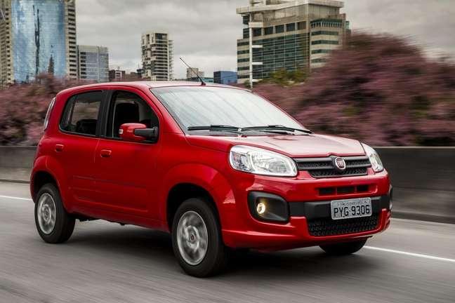 Fiat Uno: apenas 291 vendas em setembro.
