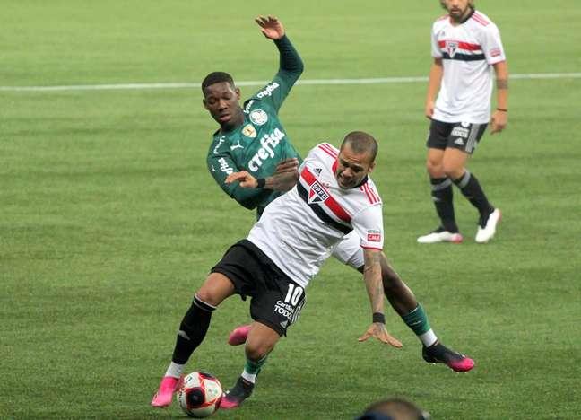 Primeiro confronto pela decisão do Campeonato Paulista termina em empate