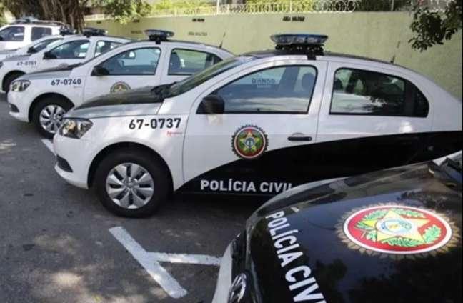 Operação da Polícia Civil no Rio prendeu traficantes