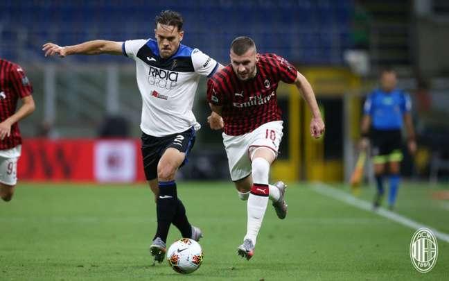 Atalanta e Milan se enfrentam neste domingo (Foto: Divulgação / Milan / Site oficial)
