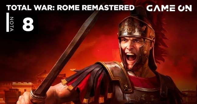 Total War: Rome Remastered - Nota 8