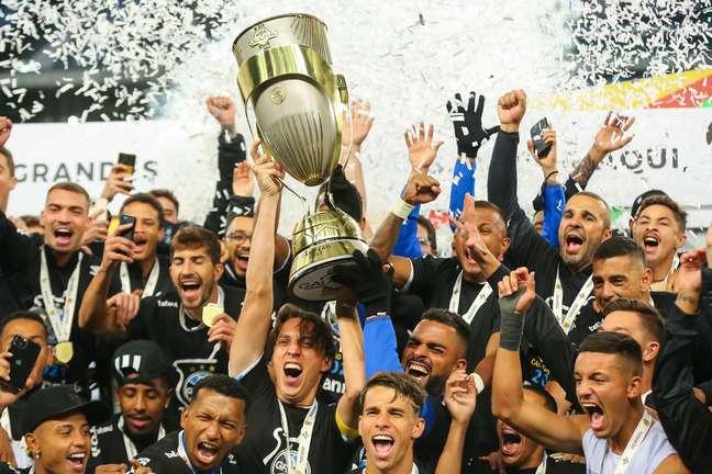 Grêmio, recém-campeão do Gaúcho, está muito bem na Copa Sul-Americana