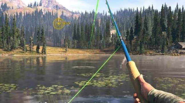 Confira algumas dicas e saiba como pescar em Far Cry 5
