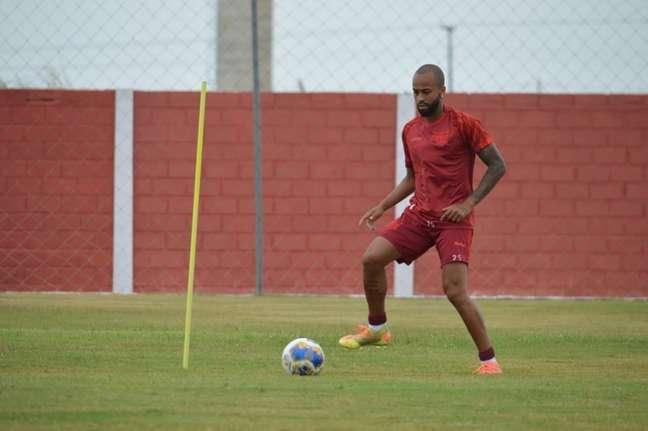 O CRB perdeu o Campeonato Alagoano para o rival CSA (Divulgação / CRB)