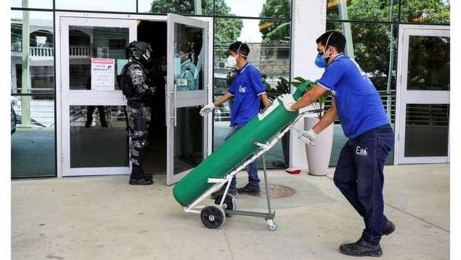 Ministério da Saúde reagiu à falta de oxigênio em Manaus insistindo no uso da cloroquina