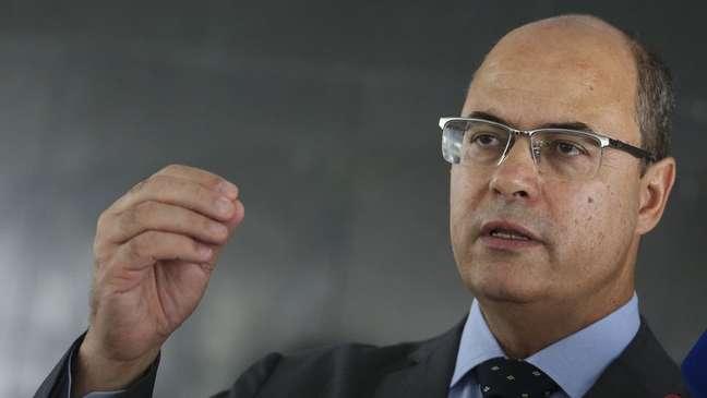 Wilson Witzel, ex-governador do Rio de Janeiro, também foi convocado pela CPI