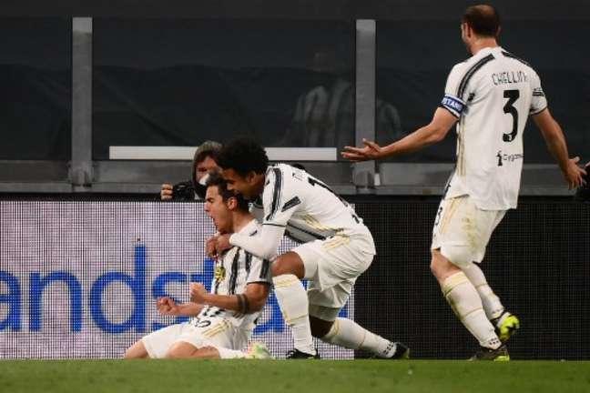 Dybala pode jogar no futebol espanhol na próxima temporada (Marco BERTORELLO / AFP)