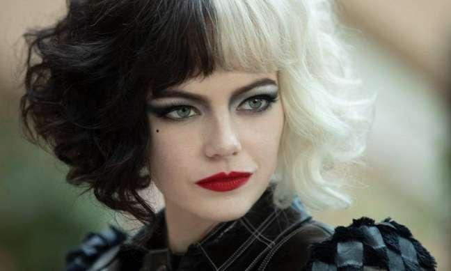 "Emma Stone em ""Cruella"""