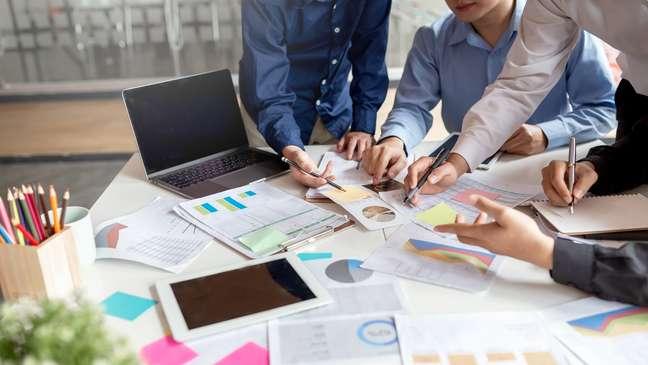 Empresas devem ter um plano bem estruturado para suas ações, sejam estas empresas de pequeno, médio ou grande porte